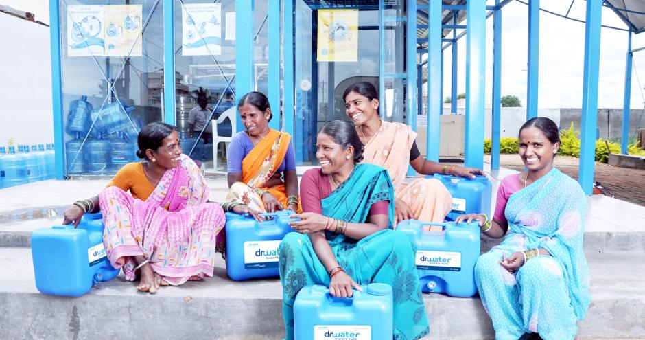 Clean Water Access in India   The Gold Standard