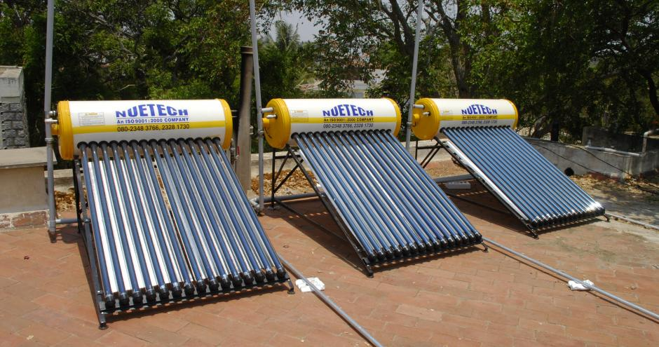 Solar Water Heating in India   The Gold Standard