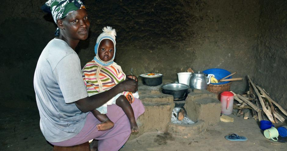 Stoves For Life Energy Efficient Cook Stove Project In