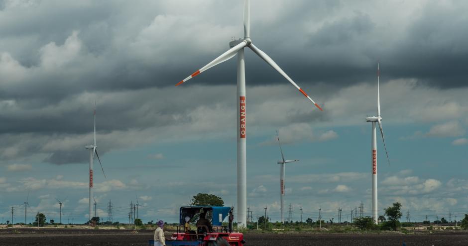 100 Mw Wind Power Project At Anantapur Andhra Pradesh