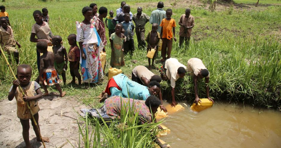 Safe Water Security Programme In Rural Uganda The Gold