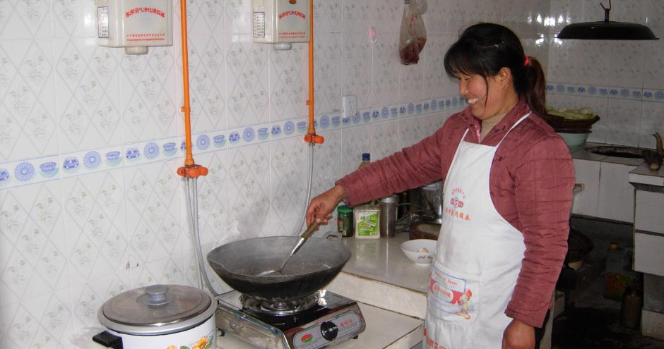 Sichuan Rural Poor-Household Biogas PoA | The Gold Standard